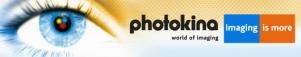 Photokina in Köln vom 16.09. bis 21.09.2014